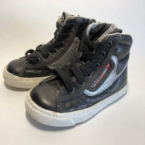 Toddler Boys Kids Diesel Hightop Shoes